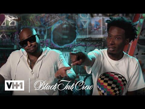 Ceaser & Puma Test Their #BestFriend Knowledge | Black Ink Crew