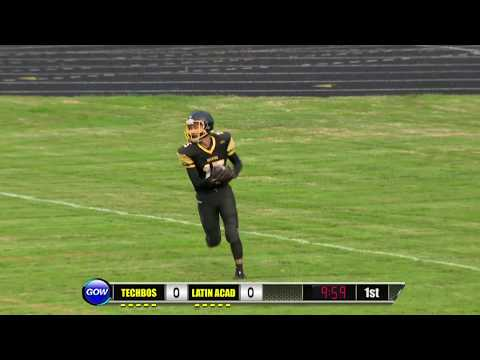 Game of the Week Play of the Game: Latin Academy's Ryan Nguyen 80-yard TD Catch