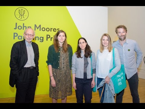 John Moores Painting Prize 2016 announcement of winner - full live Periscope broadcast
