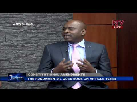 On The Spot: Presidential age limit debate