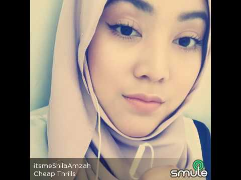Shila amzah(cheap thrills)