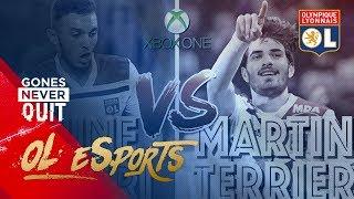 Le duel Fifa : Amine Gouiri VS Martin Terrier | Olympique Lyonnais
