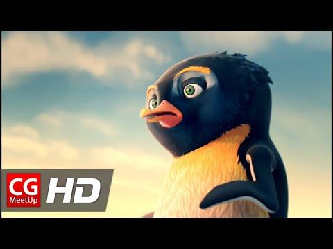 "CGI Animated Short Film HD: ""Flight Short Film"" by Eagle Animation Studio"
