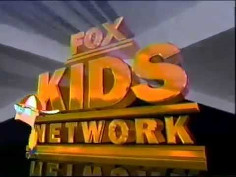 Fox Kids logo ID variants (1991-1992) thumbnail