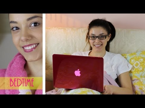 My bedtime routine ♡ ♡ ♡