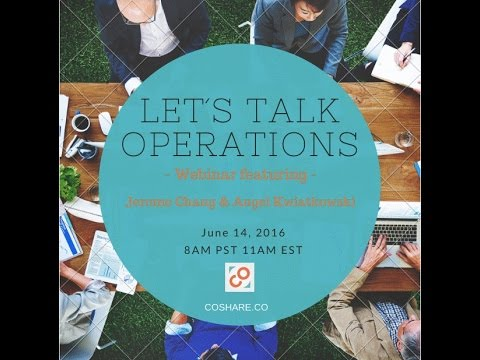 Coworking Operational Insights