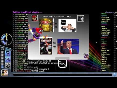 VGM Quiz - Event Mattrio + Linkiorra