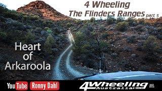 4 Wheeling The Flinders Ranges, part 5 of 6