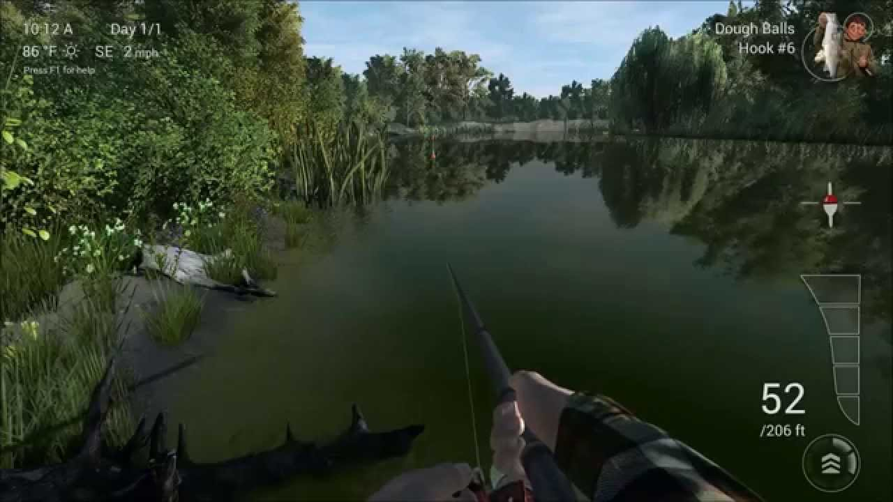 Fishing planet f2p early access fishing game on steam for Fishing planet game