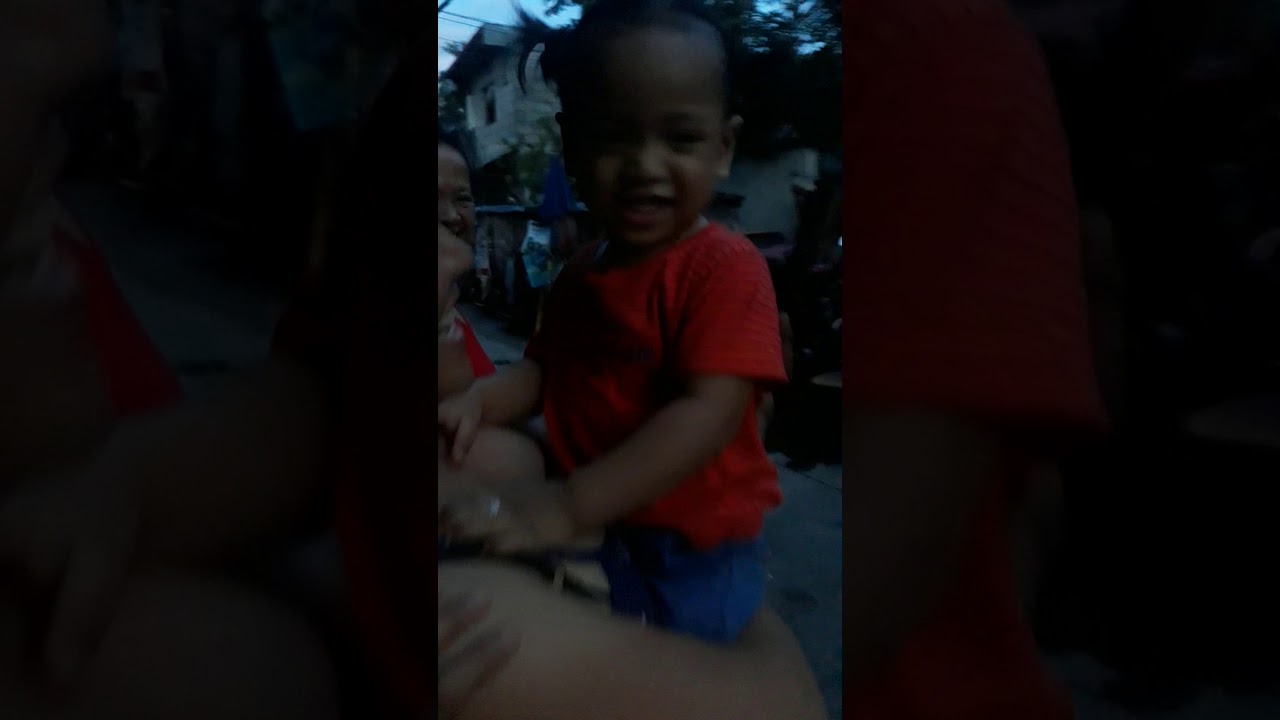 2 years old baby - YouTube
