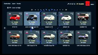 Gran Turismo 6 Full Car List | SLAPTrain