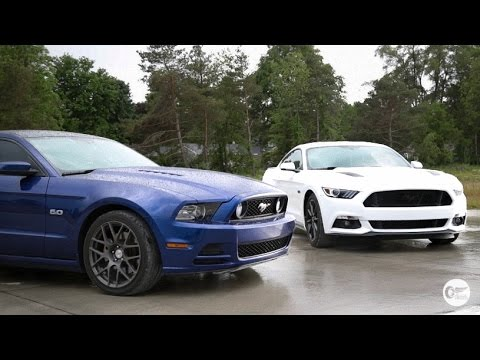 What it 39 s like to drive a shelby gt500 doovi for Gad garage v10