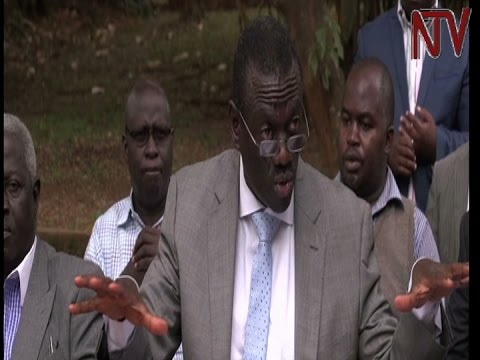 """FDC officials distance themselves from Besigye's """"People's Government Network"""" initiative"""