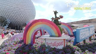 EPCOT International FESTIVAL of the ARTS! Plus Frozen ever After! thumbnail