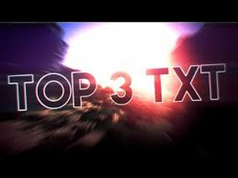 TOP 3 TXT PVP 1.7.X/1.8 +250 FPS BOOST - BEST TXT ON YOUTUBE