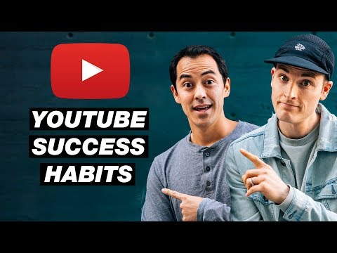7 Habits of Highly Successful YouTube Creators