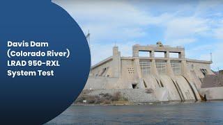 LRAD 950 RXL  Davis Dam