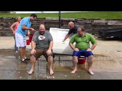 Balance Innovations Ice Bucket Challenge