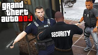 GTA 5 Roleplay - DOJ 61 - GET OUT