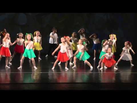 Taneční koncert 2015 Mahenovo divadlo, Brno