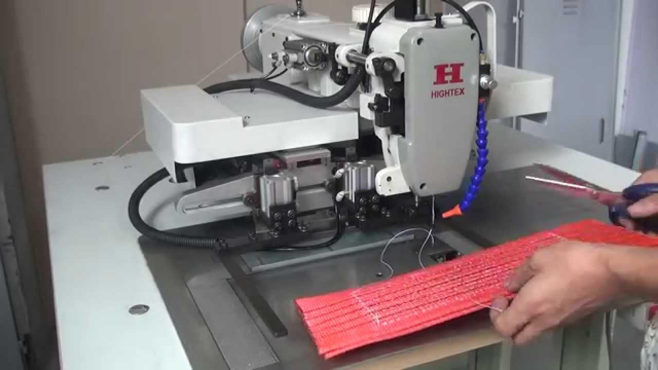 Máquina de coser trabajo pesado (alta velocidad) para