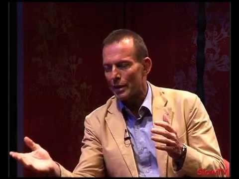 Battlelines: Tony Abbott talks to Annabel Crabb (p1)