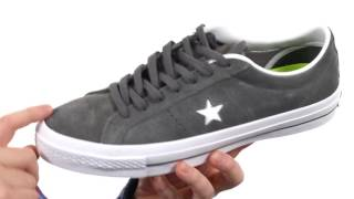 Converse One Star® Premium Suede Ox  SKU:8710703