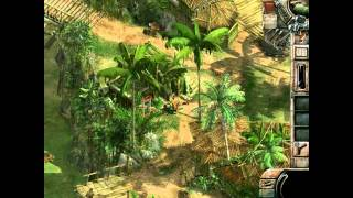 Guide to Commandos 2 Men of Courage: Mission 6 - Savo Island 1/2