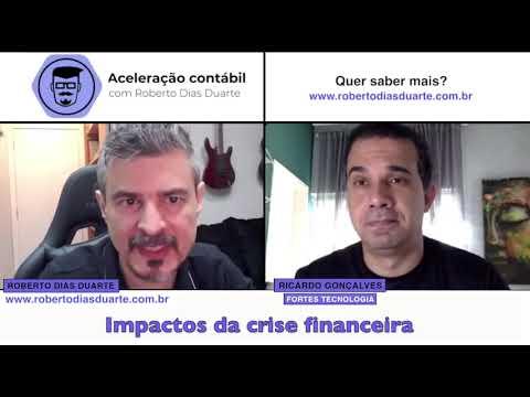 Impactos da crise financeira