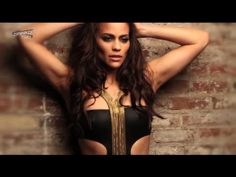 Paula Patton Behind The Scenes | Complex Cover Shoot