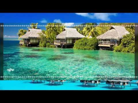 Bora Bora - is one of the Leeward Islands Society Islands Archipelago in French Polynesia.