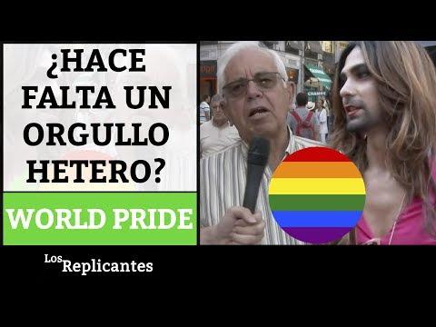 """Los madrileños opinan sobre el World Pride y analizan el """"Orgullo Hetero"""""""