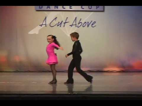 Sway, Duo, Cazley Nay and Dawson Shaw, choreography Carrie Spendlove