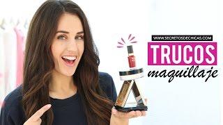 12 Trucos y consejos de maquillaje | Tips básicos