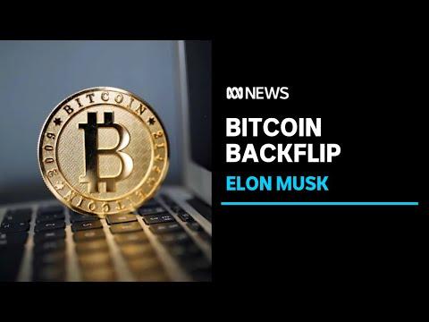 Elon Musk says Tesla is suspending Bitcoin vehicle purchases