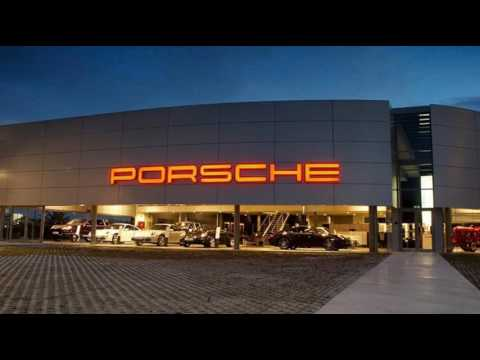 wow!! This Is the Largest Porsche Dealership in the World