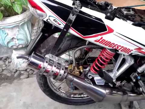 ide modifikasi f1zr road race