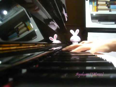 ❀Ayakura❀ 東京フレンズ ♫ Yumekui ユメクイ♫ (piano ピアノ Ver.) - Ai Otsuka 大塚愛
