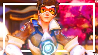 TRACER IS MY HOME GIRL - Overwatch