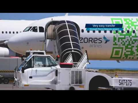 Canada Transfer Video Azores Airlines 2018