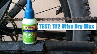 TEST: Weldtite TF2 Ultra Dry Wax With Teflon #2