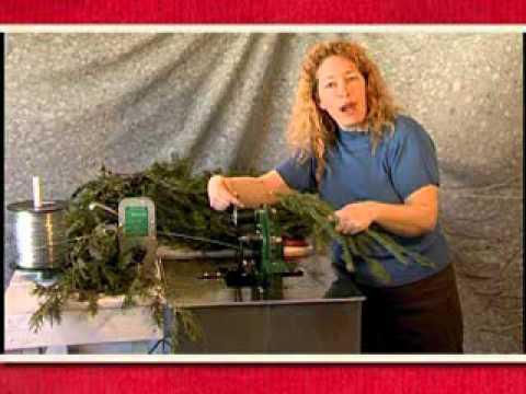 Wasp Ii Garland Machine How To Make Chtistmas Garland