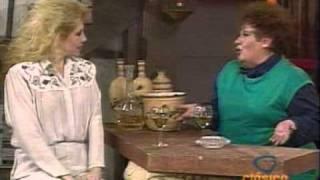 Chachita y Claudia Islas - Fantástico 1987