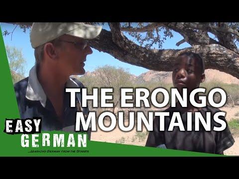 In the Erongo Mountains (Namibia) | Easy German 132