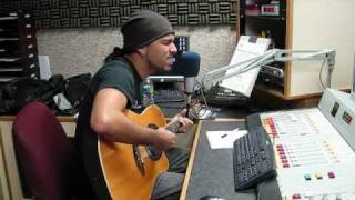 "Pop Evil Acoustic ""100 in a 55"" live in the X-Studio full version"