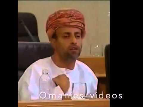 عضو مجلس الشورى مضحك