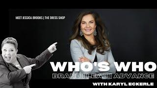 Who's Who w/Jessica Brooks