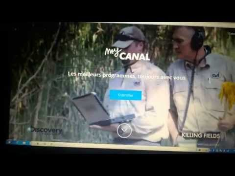 Regarder Canal Sat  Canal  Net flix Beins Identifiant live