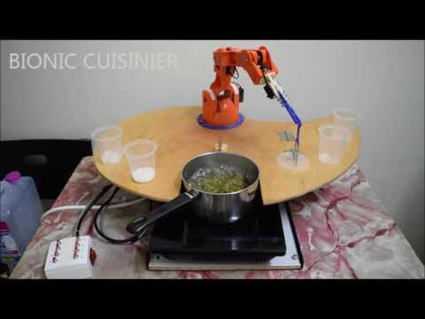 BIONIC CUISINIER - Green Bean Soup