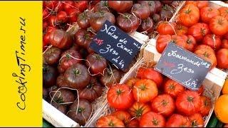 Воскресный рынок в Лионе - где вкусно и недорого поесть и что купить - Лион, Франция